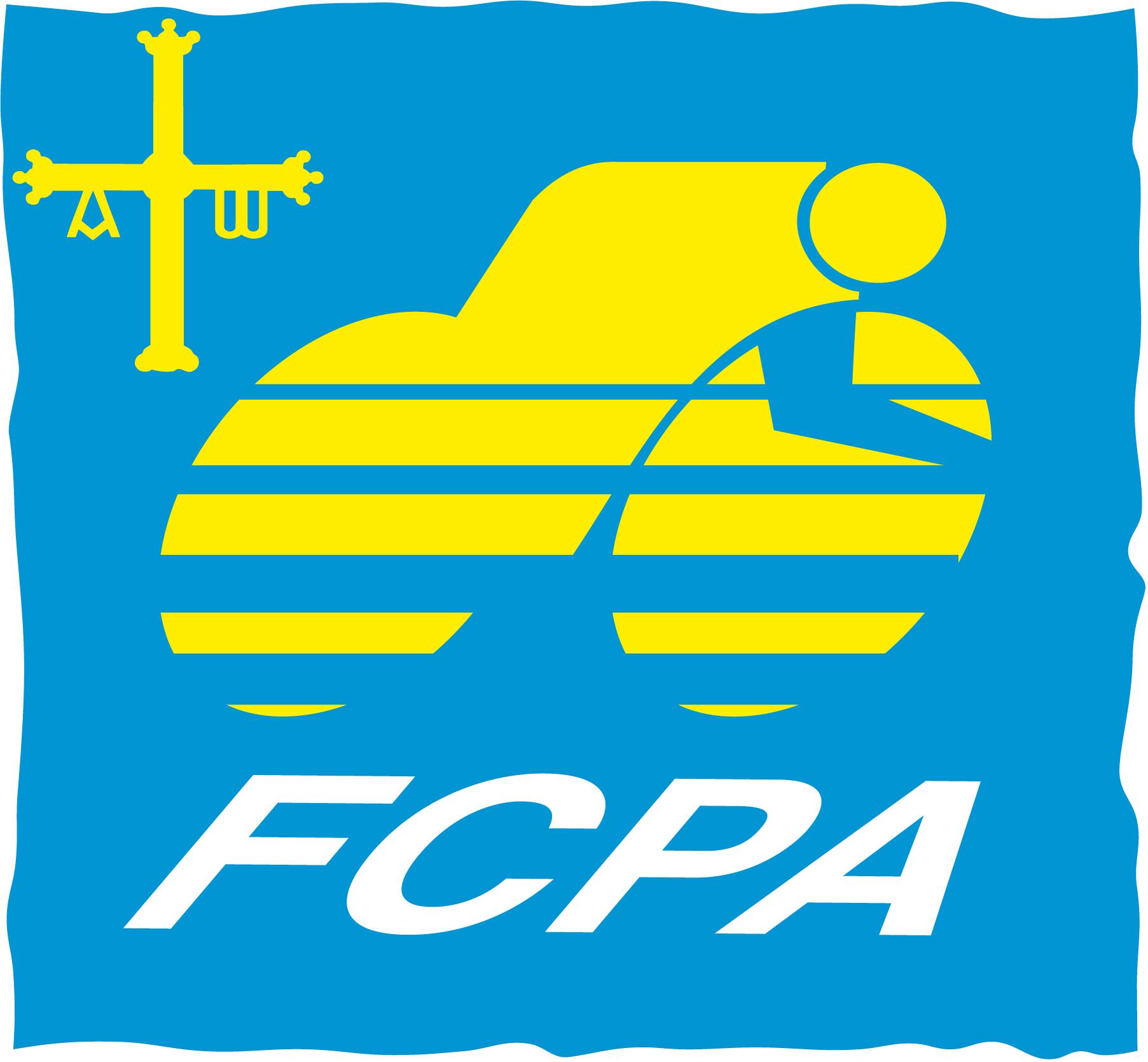 Logotipo color de FCPA