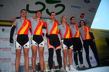 Comenzó el Cpto. de España de CIclocross