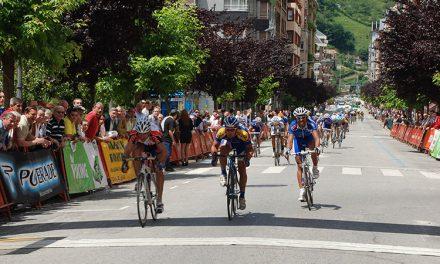 Israel Pérez se lleva la XIII Vuelta a la Montaña Central
