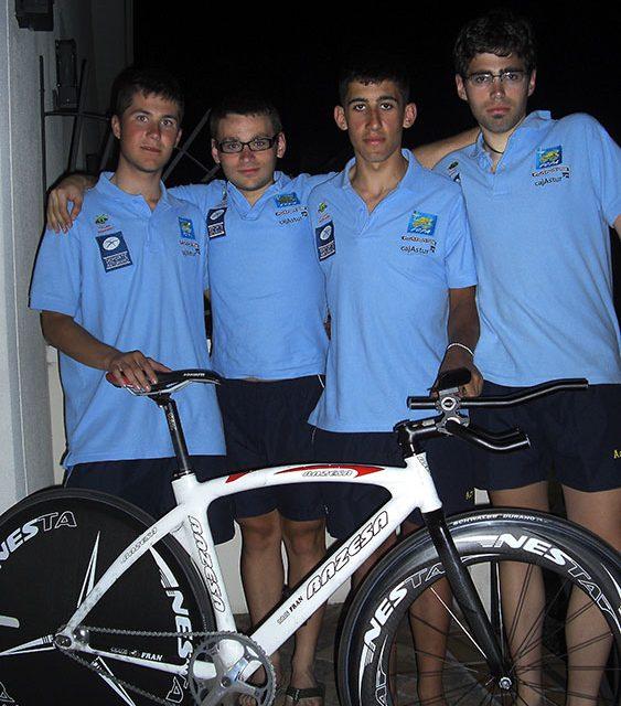 Campeonatos de España en Pista Junior