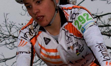 Lucía González ( Lointek), termina la temporada