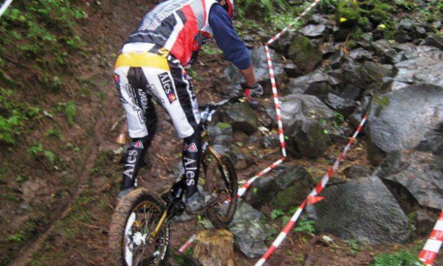 Javi Alonso Campeón de La Copa de Europa de Biketrial
