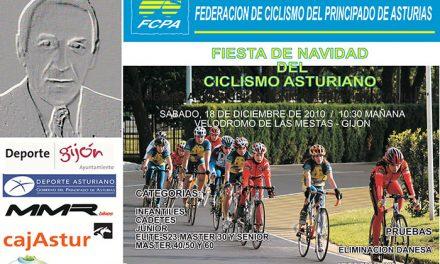 Modificación en el Programa de los Campeonatos de España de Ciclismo Escolar