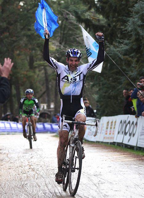Finalizó el Campeonato de España de Ciclocross