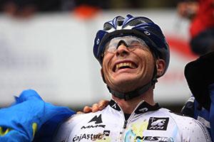Guti, Campeón de España de Ciclocross