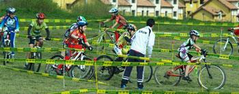 Avilés acogió la tercera prueba de los Juegos Escolares