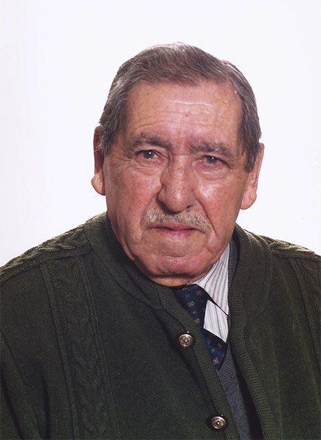 Ha fallecido Amadeo Izquierdo Huerta