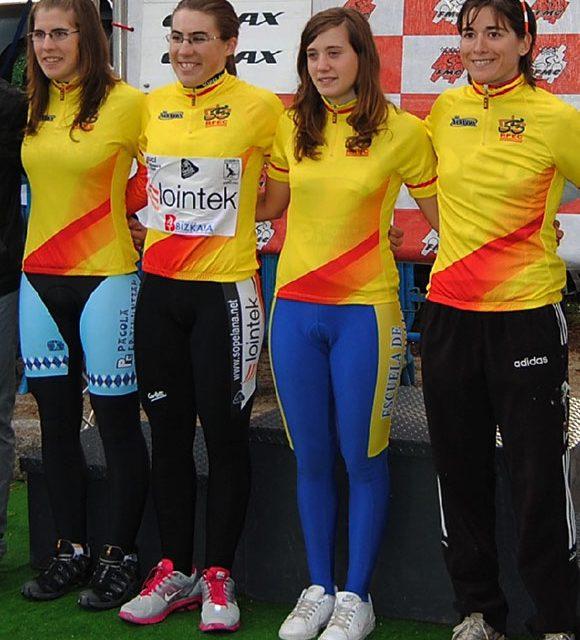 Alicia González se lleva la Copa de España
