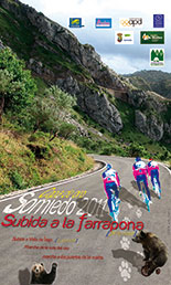 Comienza la Copa de Oro de cicloturismo de Somiedo