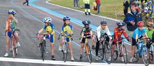 Barcia despidió los Juegos Escolares de Pista 2011