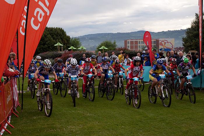 6º Trofeo Btt Villa de Gijón  para escuelas de ciclismo
