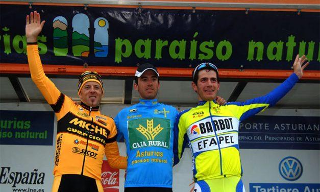 Final de la 55 Vuelta a Asturias