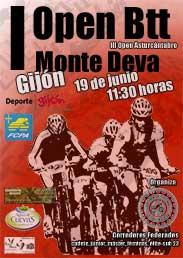 El I Open Btt Monte Deva sustituye a la carrera de Loroñe
