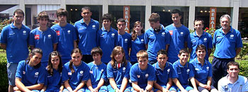 Campeonatos de España infantil y cadete