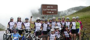 Las chicas, protagonistas en La Farrapona