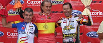 Campeonato de España júnior – máster