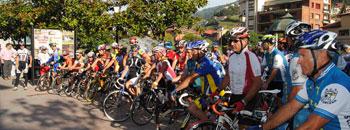 Se celebró la IV Subida cicloturista a Cotobello