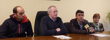 Firmado el convenio entre la FCPA y el Ayto. de Taramundi