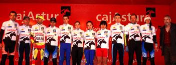 Lugones despidió la Copa de Asturias de ciclocross 2012