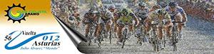 Presentación Vuelta Asturias 2012