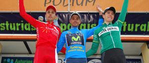 La Vuelta Asturias para Intxausti
