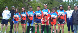 Gamonal y San Emeterio vencedores en Llanes