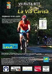 VII Ruta BTT La Carisa