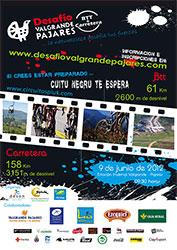 Desafío Valgrande Pajares 2012