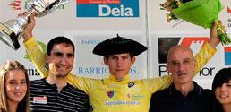 Cortina se lleva la Vuelta a Vizcaya