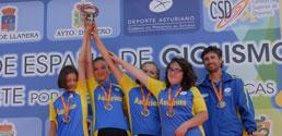 Final de los Campeonatos de España escolares