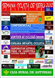 Semana Ciclista de Siero 2012