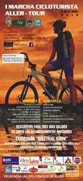I Marcha cicloturista «Aller Tour BTT»