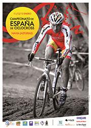 Presentación del Campeonato de España de ciclocross