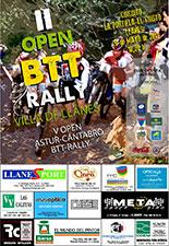II Open BTT Rally Villa de Llanes