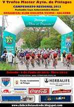 V Trofeo Máster Ayto. de Piélagos