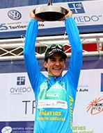 La Vuelta a Asturias para Txurruca