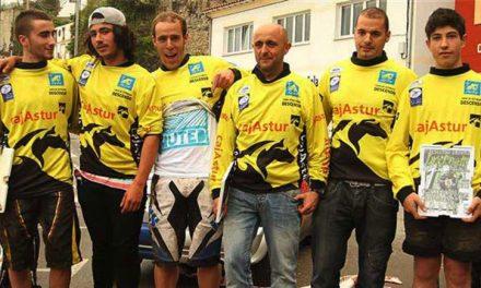 Saúl Martín se lleva la XI Laxtrem Bike