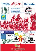 Trofeo Fiestas de Santa Isabel, Cto. Asturias cadete