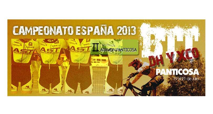 Final de los Campeonatos de España XCO de Panticosa