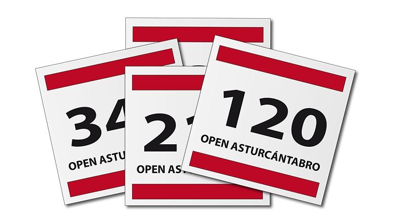 Devolución dorsales V Open Asturcántabro de BTT