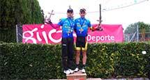 Higinio y Lucas Campeones de Asturias