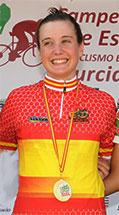 Alicia en la Vuelta a La Rioja