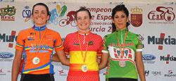 Alicia González Campeona de España