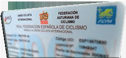 Licencias de ciclocross