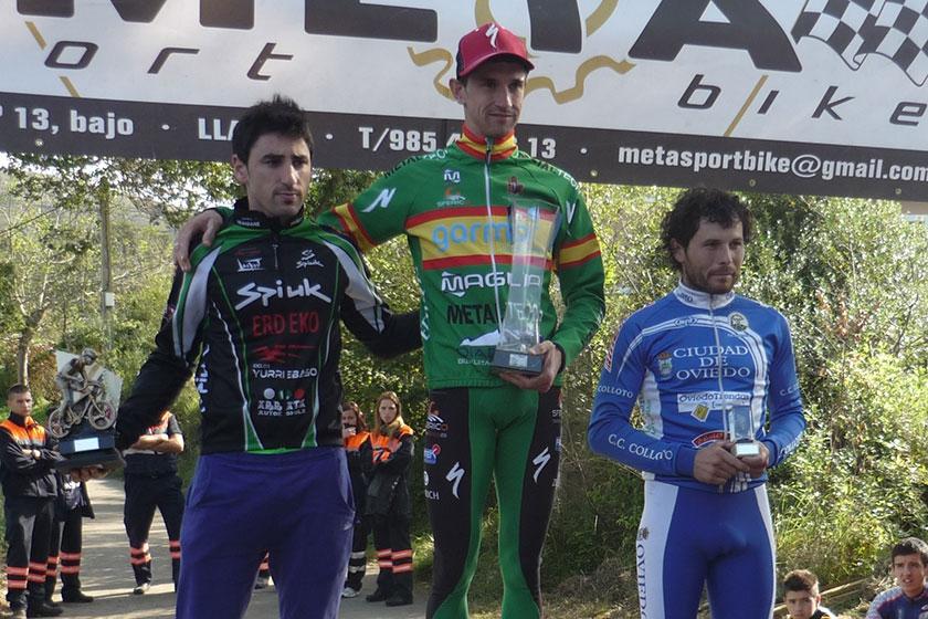 Triunfo de Gamonal y Hernández en Llanes