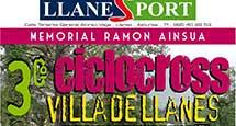 Inscritos III Ciclocross Villa de Llanes