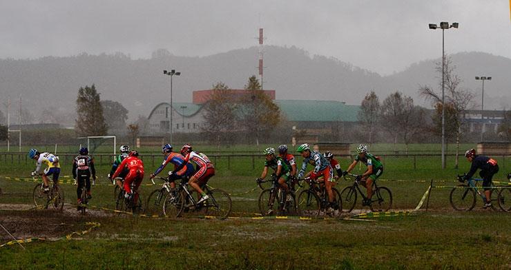 VII Ciclocross La Morgal