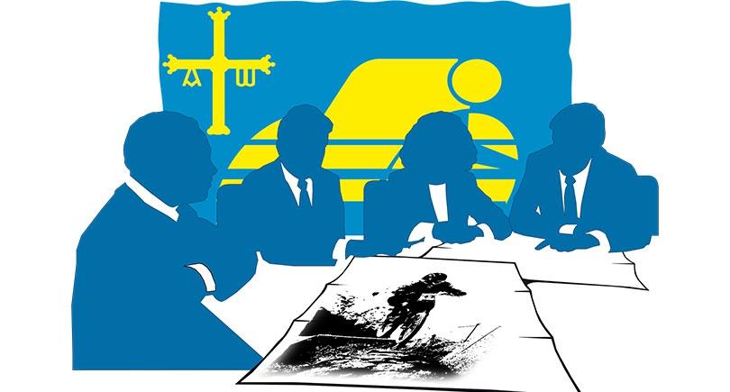 Reunión de la comisión de Descenso