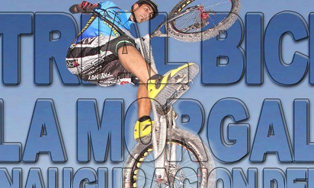 Concentración de Trial Bici en La Morgal