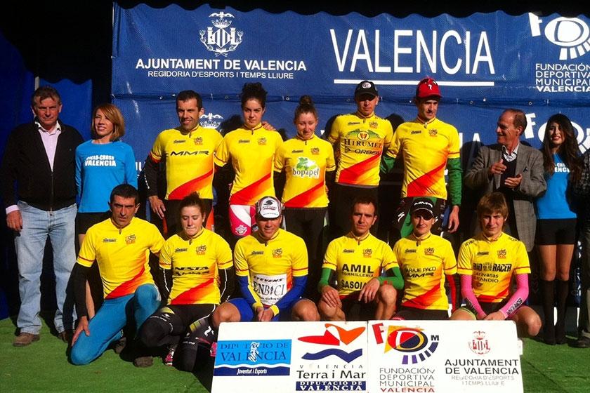 Victoria de Nuño y Prieto en Valencia